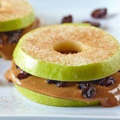 Apfel Crunches nach dem Rezept von Doc McStuffins
