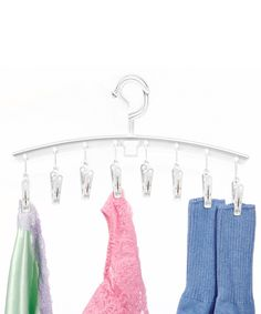 Love this Clip & Drip Add-On Hanger - Set of Three by Whitmor on #zulily! #zulilyfinds