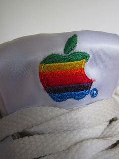 Apple Shoes: Vintage Apple Sneakers From The Early '90s