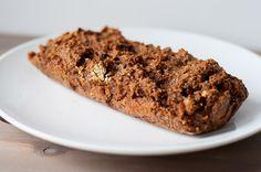 Chocolade havermoutbrood