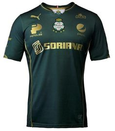d305d7818 Santos Laguna 2015 PUMA Third Kit Football Kits