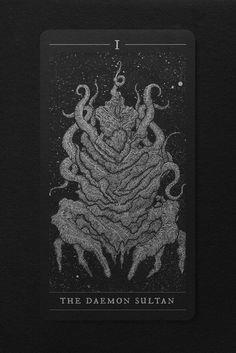 Elder tarot cards by  Jan Pimping