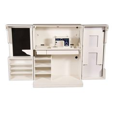 Sewing Box Cutting Table Sewing Machine Table Thread Cabinet Garment Storage | eBay