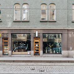 Food and Wine's guide to eating authentic and new cuisine in Finland with a beautiful photo tour. Finland Destinations, Museum Art Gallery, Wine Guide, Helsinki, Day Trips, Coffee Shop, Places To Go, Europe, Exterior