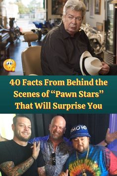 #Facts #Behind #Scenes #Pawn #Stars #Surprise Cool Blonde Hair, Blonde Curls, Heart Melting Quotes, Biker Chick Outfit, Backyard Movie Party, Almond Eye Makeup, Creative Birthday Cards, Pawn Stars, Flower Braids
