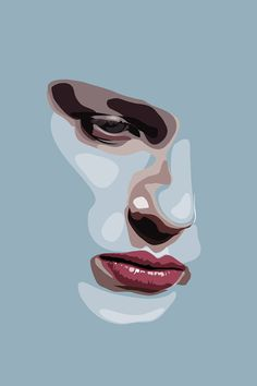 Vector Illustration by Matthieu Delahaie, via Behance More