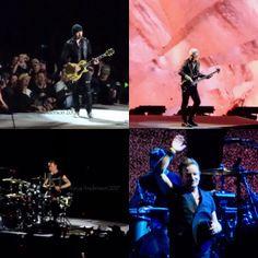 U2 The Joshua Tree Tour 2017 #insearchofrockgods