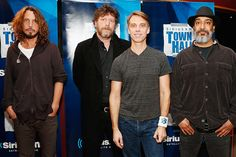 SOUNDGARDEN MEMBERS TO PLAY FIRST SHOW SINCE CHRIS CORNELL DIED