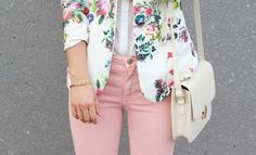 Cute look for spring!  #spring #fashion #style