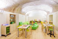 Kids are central to our philosophy at Martinhal. In Martinhal Chiado, we have created a superb kids club covering the ages of 6 months to early teens where kids can be looked after by our caring and responsible staff in a safe and secure space while parents enjoy their time in Lisbon – even at... Read more