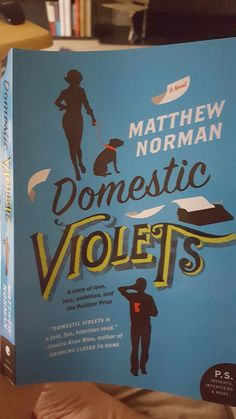 I have fallen in love with Matthew Norman's books. Undeniably funny, the depth of human emotions spoken from a male perspective is not only welcoming but just leaves you wanting more