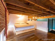 Have you ever dreamed of moving into that perfect #Brooklyn #NYC #loft? It's like living on Pinterest, but life: http://www.nyhabitat.com/new-york-apartment/furnished/16059