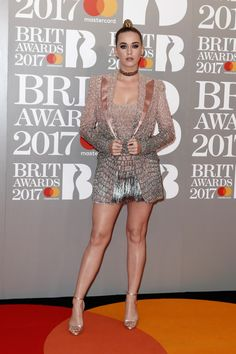 Katy Perry no Brit Awards 2017