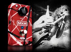 MXR Phase 90 EVH Guitar Effects Pedal, Phaser