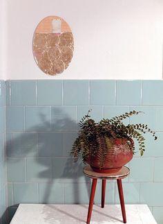 "© COLMADO MAZA Collage sobre madera (34 x 23,5 cm). Título: ""nudo"""