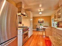 Kitchen peninsula kitchens with peninsulas and galley for Galley kitchen designs with peninsula