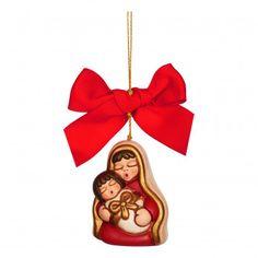Addobbo Madonna con bambino grande