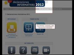Com presentar declaracions informatives a l'AEAT.