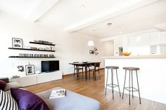 Casa EM by Elisa Manelli by Home Adore, via Behance