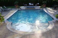 small inground swimming pool designs | Pool, Inground Swimming Pool Designs Ideas Gallery4: Amazing Inground ...