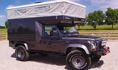 Bespoke build service to create wide body, pop-up, fixed or demountable camper bodies. Ideally suited for wilderness exploration, family adventure, global travel or other commercial applications.<br /><br />Fitment to all Defender 110 and 130 models, Toyota Landcruisers and all Japanese pick-ups. Left or Right Hand Drive. Strong, lightweight alloy construction, fully insulated, offered as shell for DIY outfitting or fully kitted living-expedition kit.<br />A v...