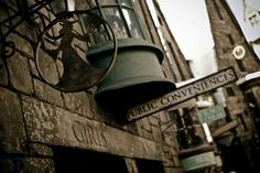 In the bathrooms at Hogsmeade, you'll hear Moaning Myrtle's complaints and cries. | 29 Tips To Make Your Day Magical At The Wizarding World Of Harry Potter