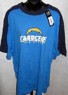 Dynamic Los Angeles Chargers Official Reebok American Football Nfl Jumper T-shirt 2xl Sweaters Clothing, Shoes & Accessories
