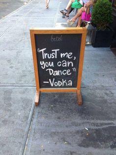 A brief message from wodka
