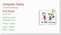 babies baby Standard Business Cards