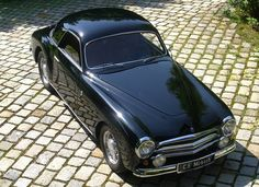 Simca 8 Sport Coupe 1951