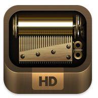 i just LOVE music boxes. this app turns your iphone into one: iOrgel. / uma caixinha de música no seu iphone: iOrgel.