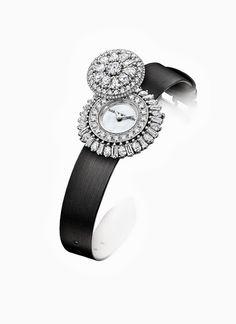 #Diamond watch