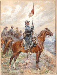 WW1 French Cavalry