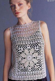 For instructions, click here:  http://ergahandmade.blogspot.gr/2015/06/crochet-stitches.html  Via:  http://blog.163.com/gdbxl20...