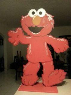 Elmo en madera