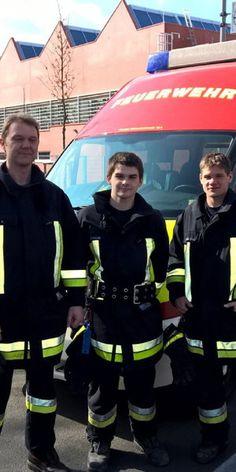 Hohenkemnath. Josef Kugler und Lukas Reuß haben ihn bestanden - den Atemschutzleistungsbewerb des Bezirksfeuerwehrverbandes. Kugler bereits zum