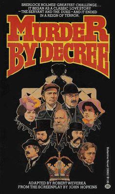 Sherlock's Vault: Murder By Decree (1979)