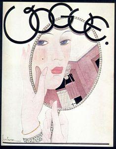 old covers of vogue - Google zoeken