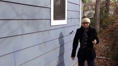 Genius Builds Badass Secret Passageway Into The Side Of Home