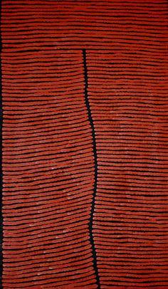 Australian Indigenous - Ronnie Tjampitjinpa