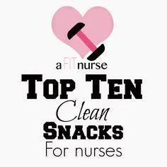 A Fit Nurse: My top 10 clean, healthy snacks for nurses
