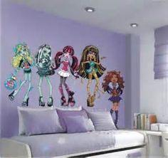Monster High Wall Decals
