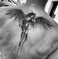 Polish Tattoo Artist Shows The Beauty Of Imperfection With Her Sketch Tattoos Pics) tattoo sketches Sketch Tattoos Sketch Style Tattoos, Tattoo Sketches, Tattoo Drawings, Back Tattoos, Body Art Tattoos, Sleeve Tattoos, Trendy Tattoos, Tattoos For Guys, Cool Tattoos