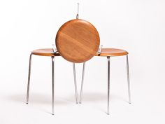 set van 3 Dot stools van Arne Jacobsen (sold) – Vintage Furniture Base