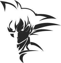 stencil dragon ball - Buscar con Google