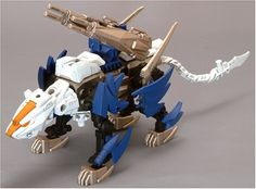 Zoids NEOBLOX Tomy Japanese Action Model Kit NBZ-01 Brave Jaguar by Tomy, http://www.amazon.com/dp/B000DN4XRA/ref=cm_sw_r_pi_dp_3etrqb0H364WE