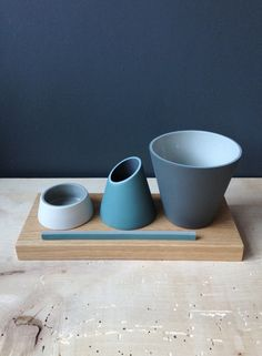 Image of Coffee set for one.