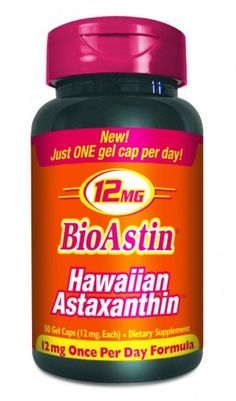 """Astaxanthin was recently discussed on Dr. Oz and called the """"The #1 Supplement You've Never Heard of That You Should Be Taking."""""""