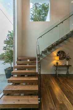 Below are the Glass Staircase Design Ideas. This post about Glass Staircase Design Ideas was posted under the Interior Design  Stair Railing Design, Wood Staircase, Staircase Railings, Banisters, Stairways, Staircase Ideas, Staircase Remodel, Glass Stairs Design, Home Stairs Design