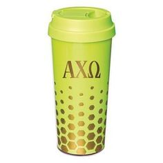 Alpha Gamma Delta coffee tumbler comes in your sorority colors shown. Rush service is available for of the total price, this service can be selected during checkout. Sigma Tau, Kappa Delta, Sorority Gifts, Sorority And Fraternity, Greek Gifts, Alpha Chi Omega, Coffee Tumbler, Tumblers, Gold Letters